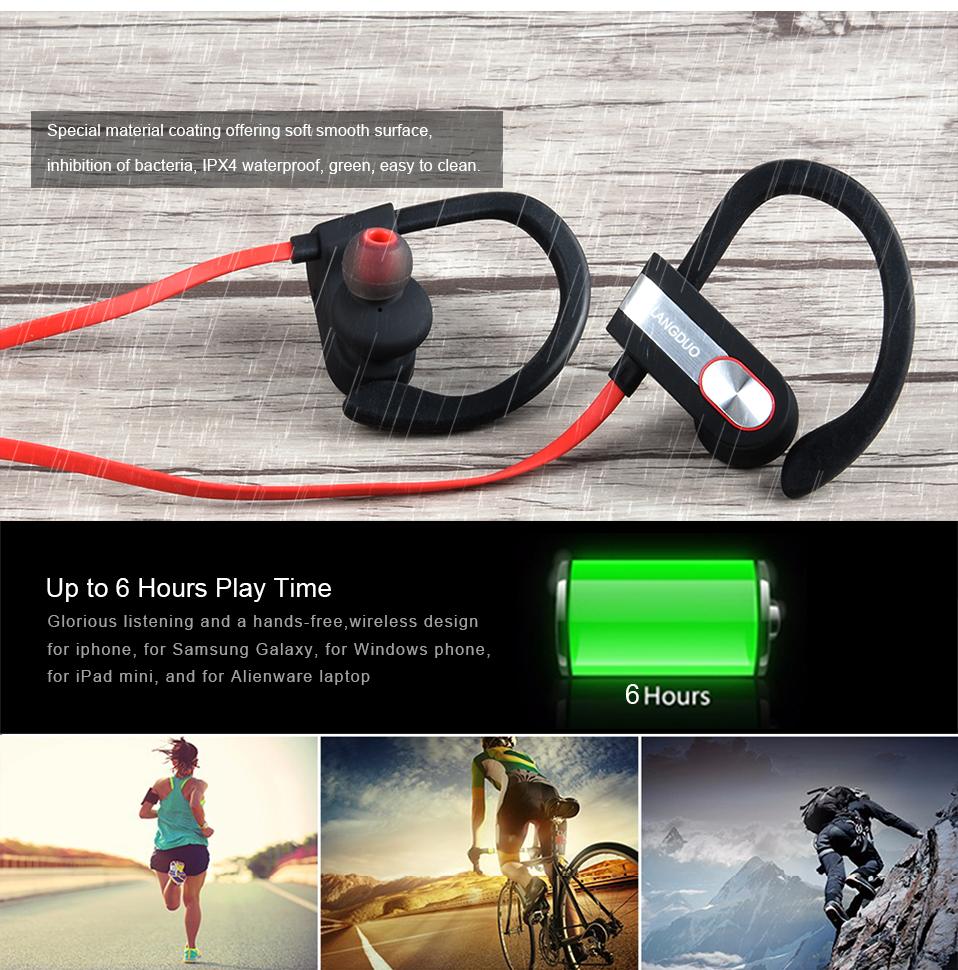 ALANGDUO G7 Earphene PK Xiaomi earphone (3)