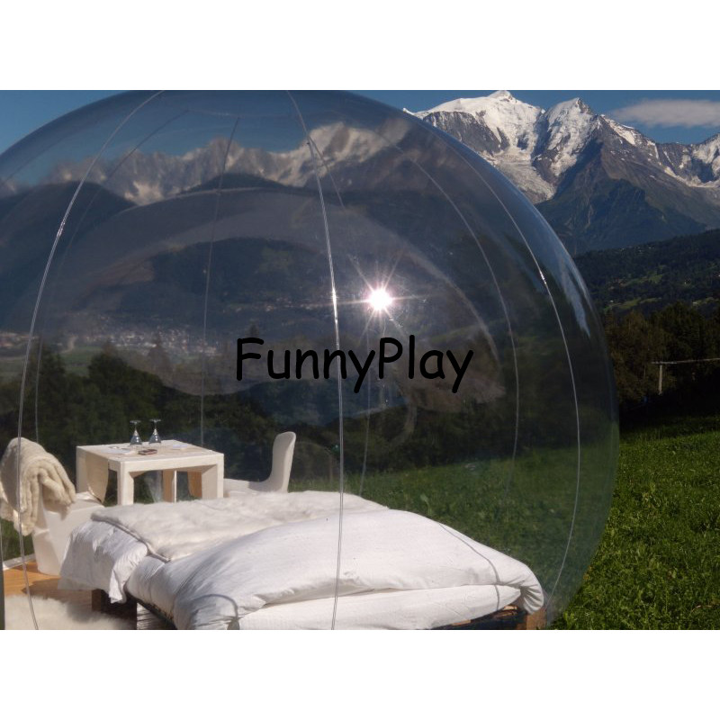 inflatable camping tent,inflatable show house Backyard ...
