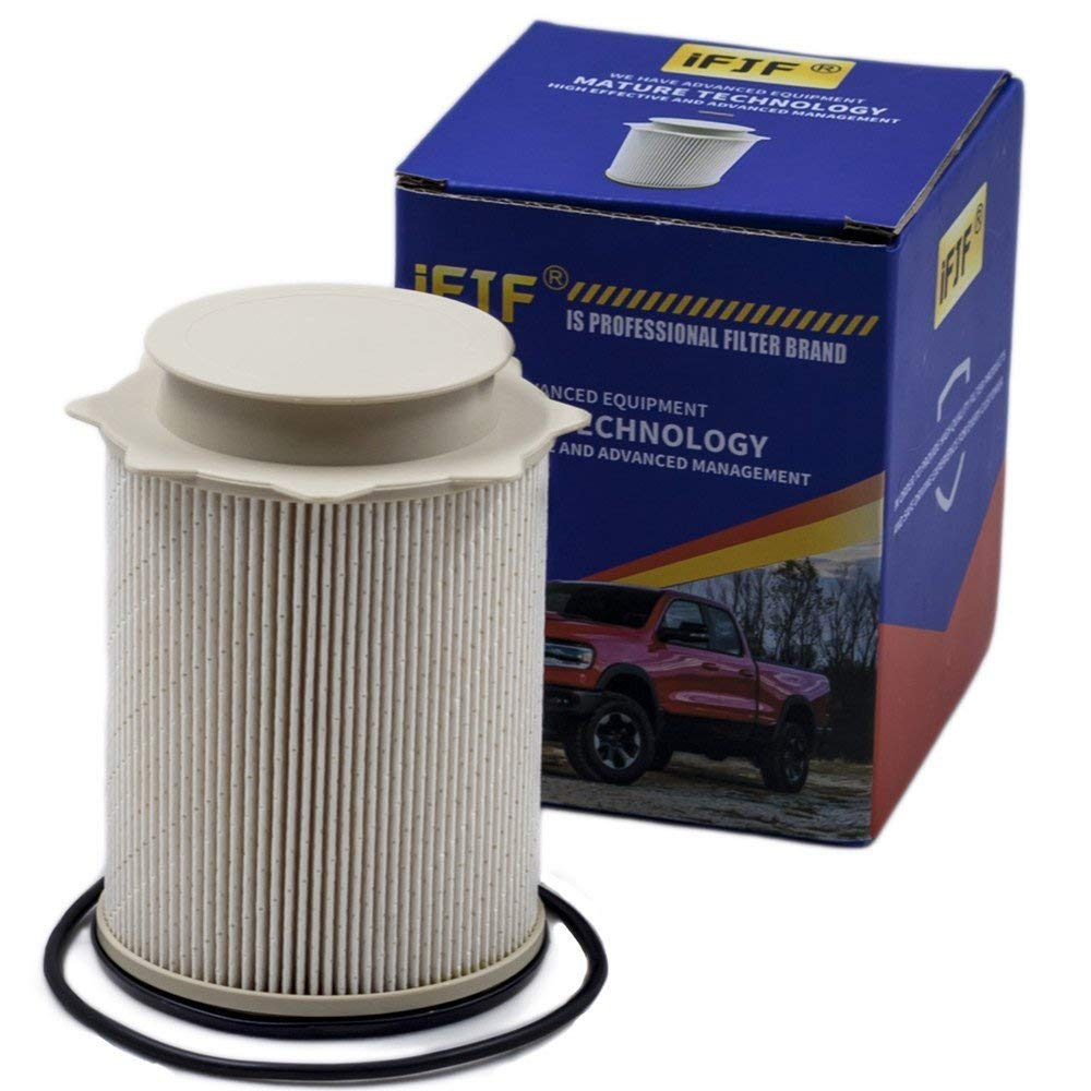 hight resolution of fuel filter 68157291aa for 2010 2017 dodge ram 2500 3500 4500 5500