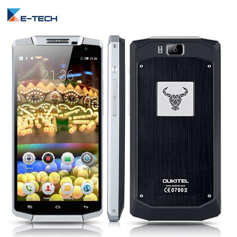 "bilder für Oukitel k10000 smartphone 4g lte telefon mtk6735p quad core 5,5 ""1280*720 2 GB RAM 16 GB ROM 13MP 10000 mAH Batterie Handy"