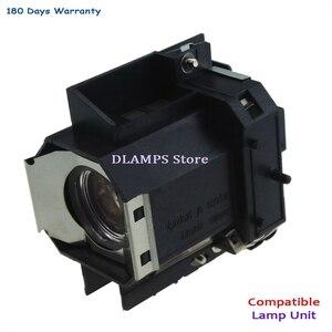 Image 5 - المصنع مباشرة بيع لمبة استبدال ELPL39 مع السكن لإبسون EMP TW1000/EMP TW2000 EMP TW700 ELP39