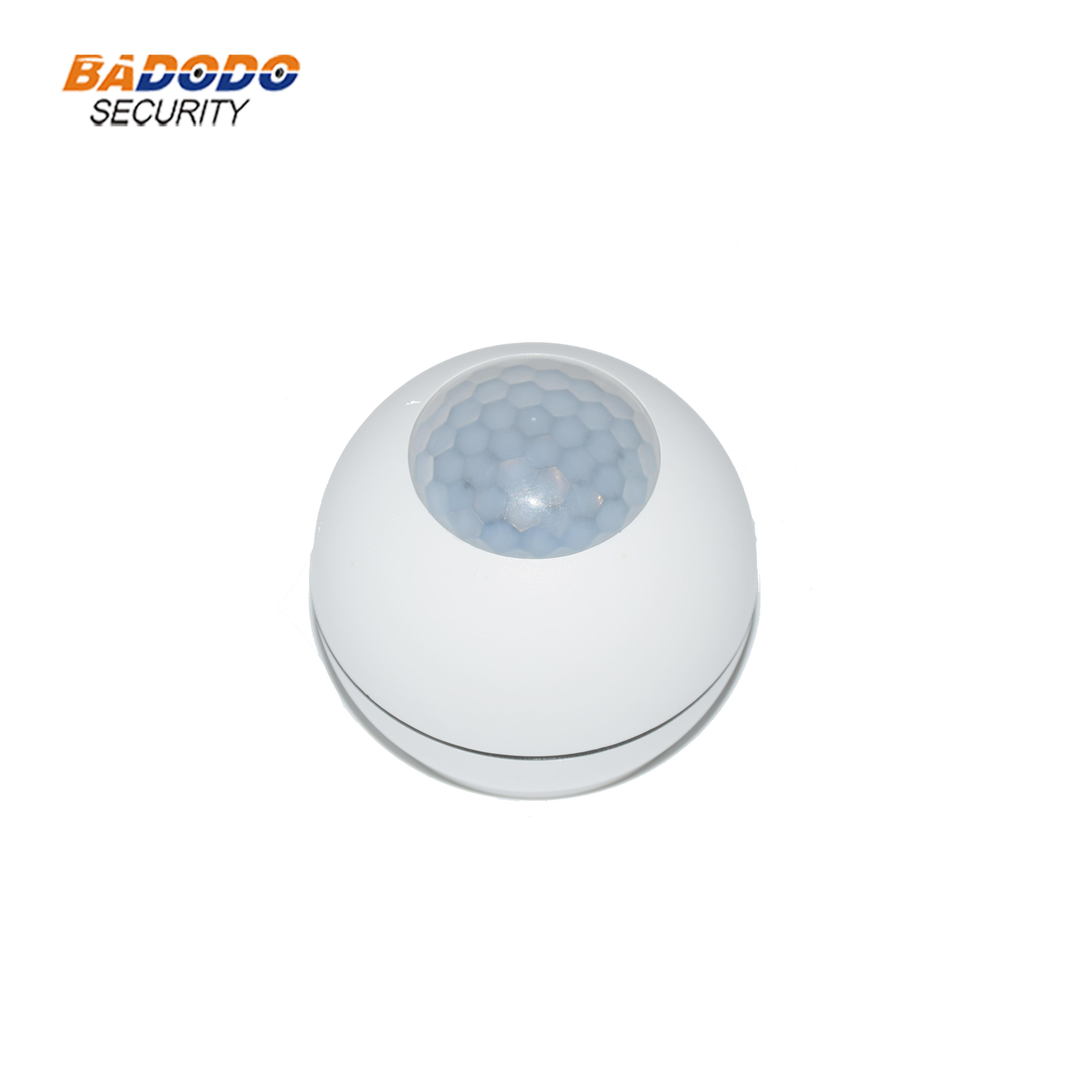 Z-wave Plus Wireless PIR Motion Sensor Detector Alarm EU868.42MHz Compatible With Fabiro HC2