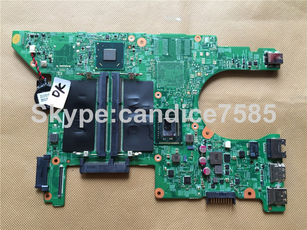 CN-00N85M For Dell Inspiron Series 14z 5423 motherboard mainboard 0N85M i3-2367M 1.4GHz 100% Tested for dell inspiron series n5110 motherboard mainboard g8rw1 tested free shipping
