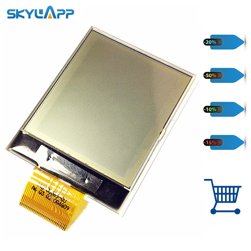 Skylarpu 2.2 inch TFT LCD screen for Garmin edge 305 GPS Bike Computer display screen panel Repair replacement (without touch) skylarpu 2 2 inch lq022b8ud04 lcd screen for garmin edge 705 gps bike computer lcd display screen panel repair replacement