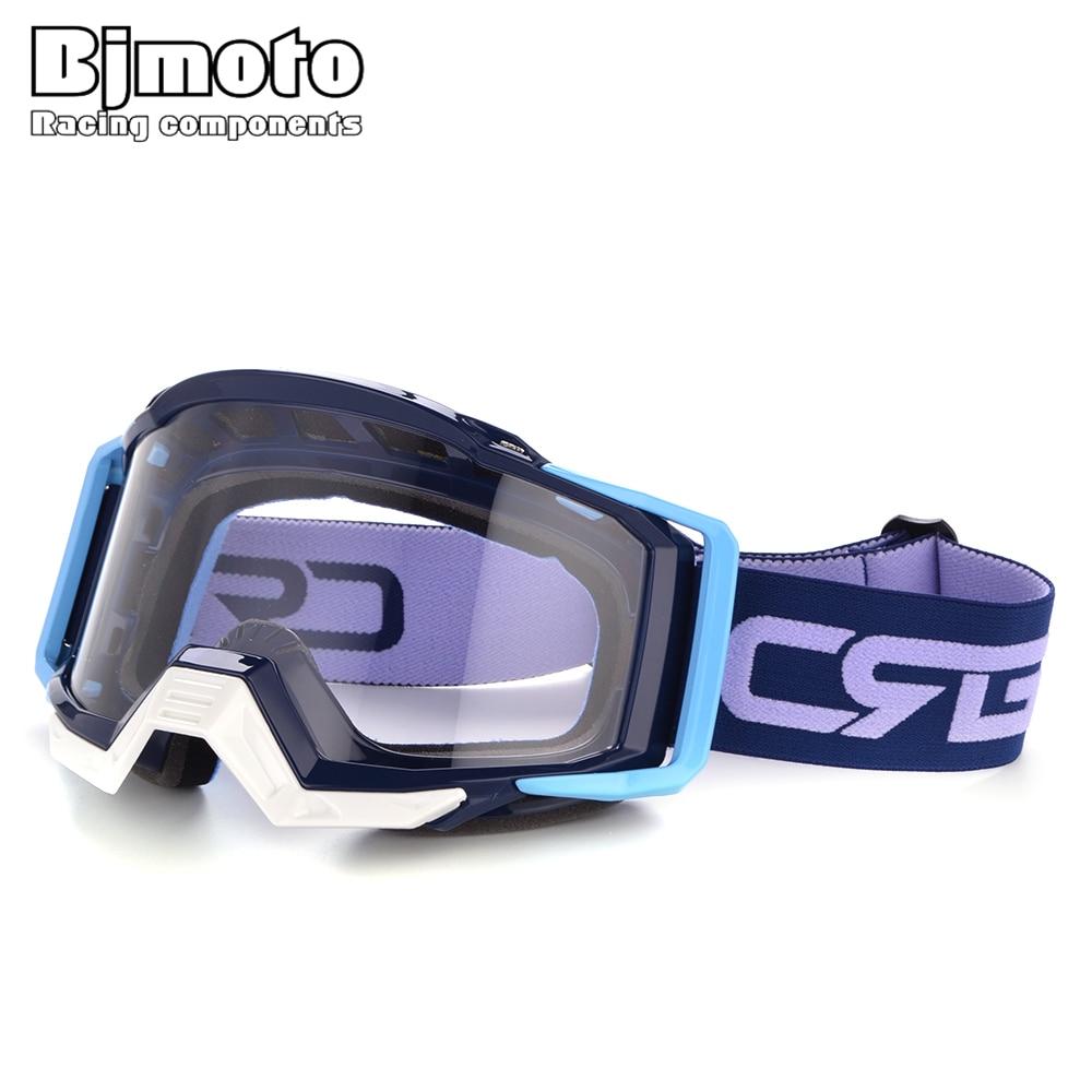 BJMOTO 100% Motocross Helmet Goggles For ATV DH MTB Dirt Bike Motorcycle Dirt Bike Glasses Ski Sport Glasses Masque Moto Glasses