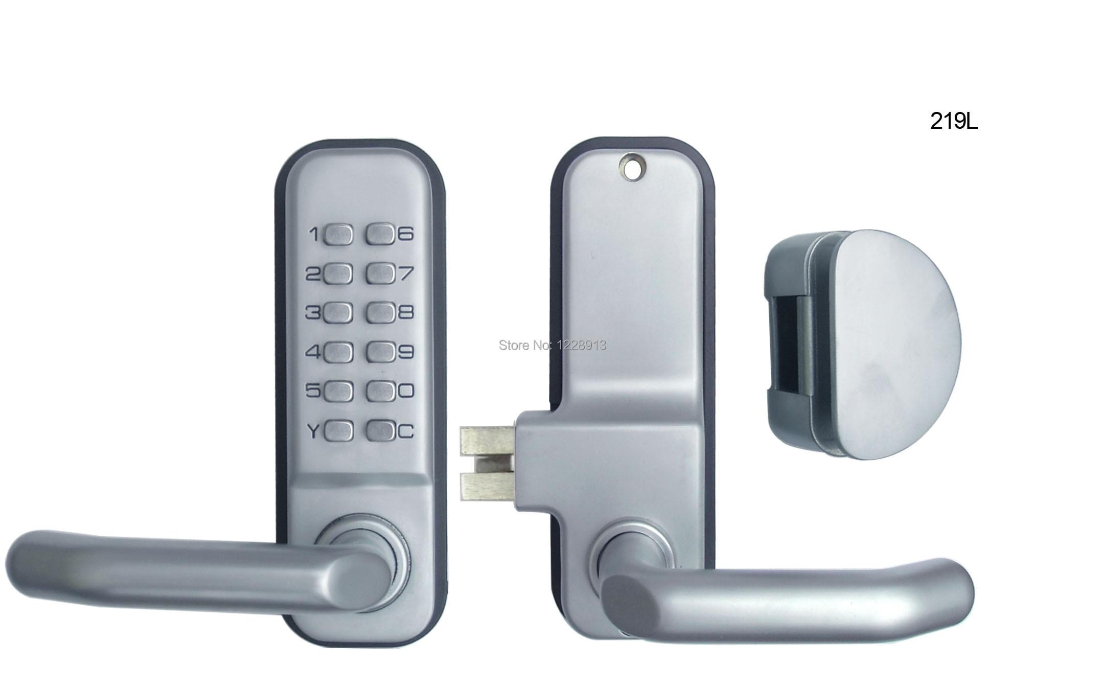 Lock Change Code Cypher