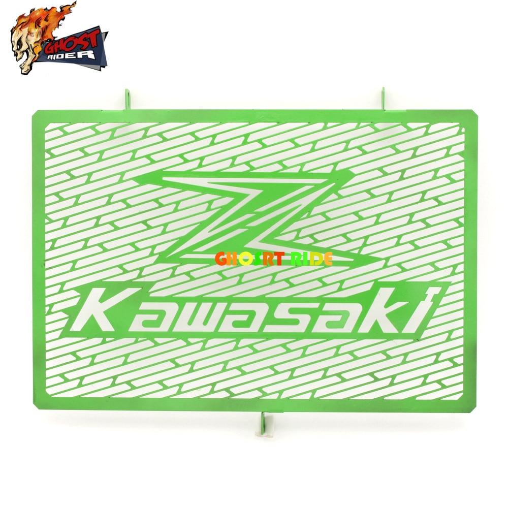2016 New Arrival For Kawasaki Z750 Z800 ZR800 Z1000 Z1000SX Stainless Steel Motorcycle radiator grille guard protection new motorcycle stainless steel radiator grille guard protection for yamaha tmax530 2012 2016