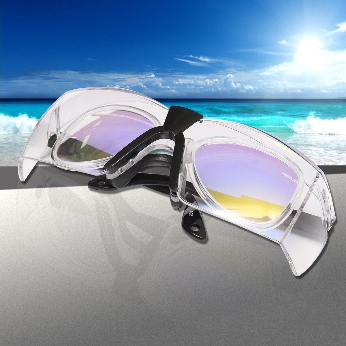 Brillen Professionelle Schutz CO2 Laser 10600nm Brillen Brille Doppelschicht mit Brille tuch Fall