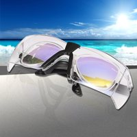 Goggles Professional Protective CO2 Laser 10600nm Eyewear Glasses Goggles Double Layer With Glasses Cloth Case