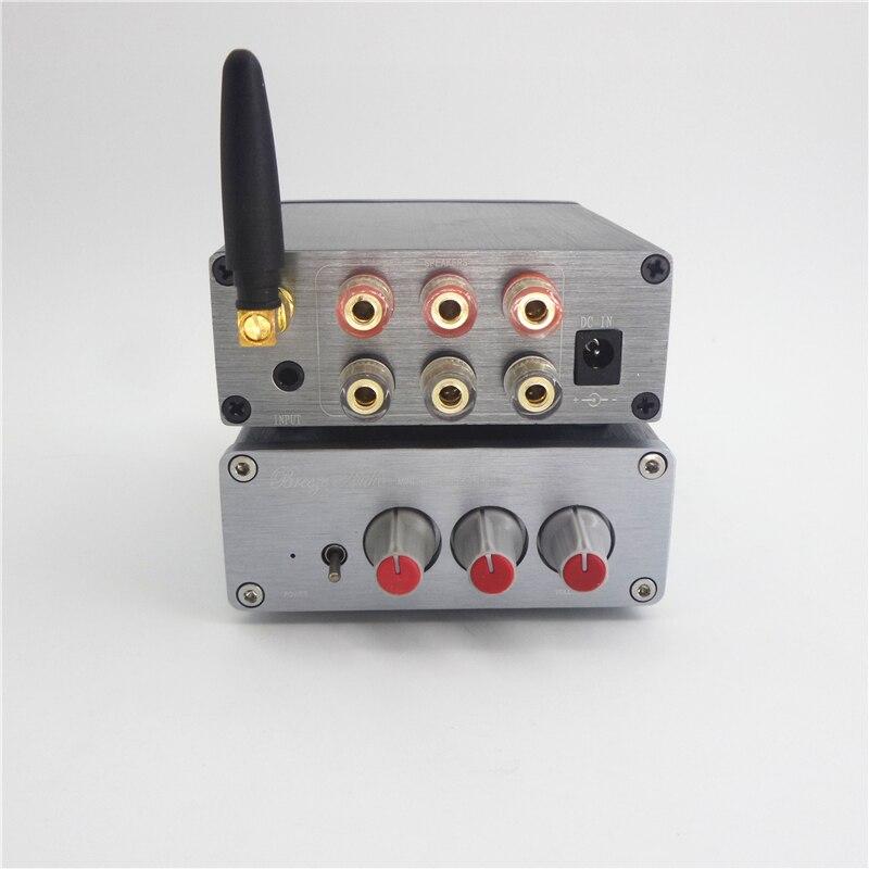 Bluetooth font b HiFi b font 2 1 Channel Desktop speaker amplifier 200w High power font