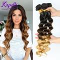 Brazilian Virgin Hair Loose Wave 3 Mink Brazilian Hair Weave Bundles Rosa Queen Hair Products Curly Weave Human Hair Extensions