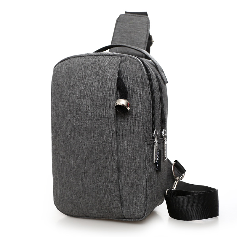 Men Canvas Chest Bag Pack Casual Crossbody Sling Messenger Bags Vintage Male Travel Shoulder Bag Handbags Bolsas Tranvel Borse augur 2018 men chest bag pack functional canvas messenger bags small chest sling bag for male travel vintage crossbody bag