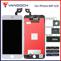 10pcs AAA Quality No Dead Pixel Display For IPhone 6s Plus LCD Replacement With 5 5