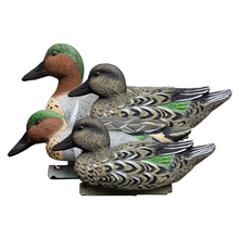 4Pcs Green-Winged Duck Hunting Decoys Plastic Decoys Lifelike 3D Simulation Bait with Keel Decoy Garden Pool Decoration russia hunting decoys wholesale outdoor hunting remote control 6v plastic drake with magnet spinning wings from xilei