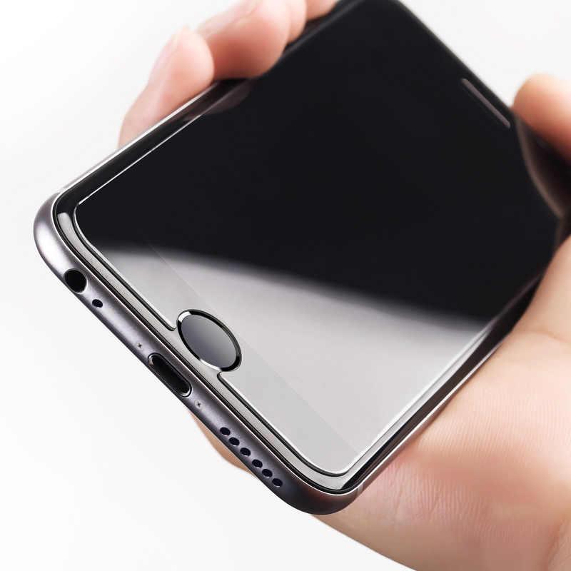 מגן זכוכית עבור iphone 6 7 plus 5 5S se 6 6 s 8 בתוספת XS max XR זכוכית iphone 7 8 x מסך מגן זכוכית על iphone 7 6 S 8