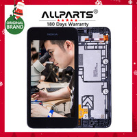 ALLPARTS OEM TFT 854x480 Full Display For NOKIA Lumia 530 LCD With Touch Screen Glass Digitizer
