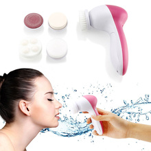 Electric Facial Cleansing Brush Massage Multi-purpose Brush for Face Washing Face Scrub Skin Cleansing Makeup Pore Cleanser