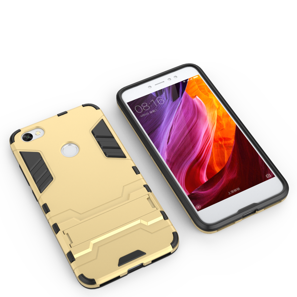 For Xiaomi Redmi Note 5a Prime Case Iron Man Armor Shockproof Heavy Protection Back Cover Hybrid Silicon Pc Shell Stand Shield Protection Back Silicone Back Coverarmor Case Aliexpress