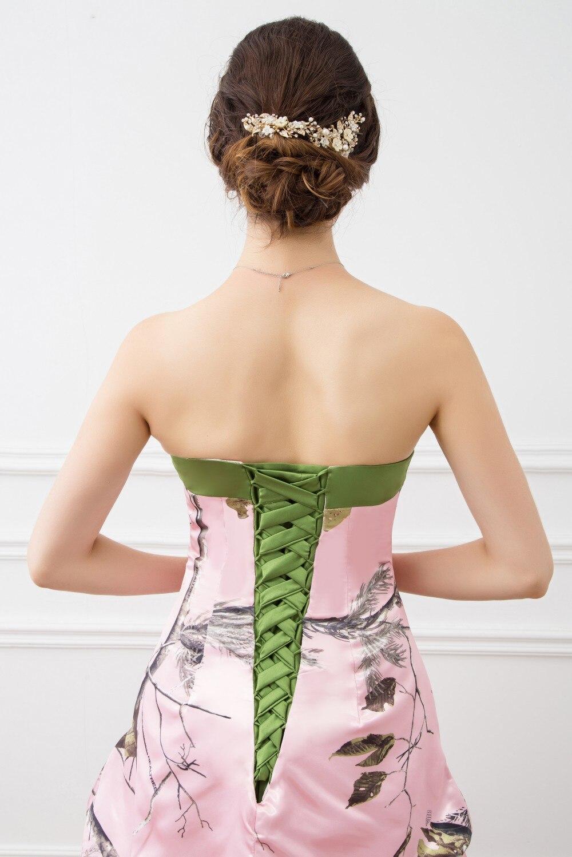 Fein Brautkleider Tarnung Rosa Bilder - Brautkleider Ideen ...