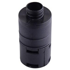 Image 1 - DWCX Black Plastic 25mm Air Intake Filter Silencer Fit For Webasto Eberspacher Auto Air Diesel Parking Heater