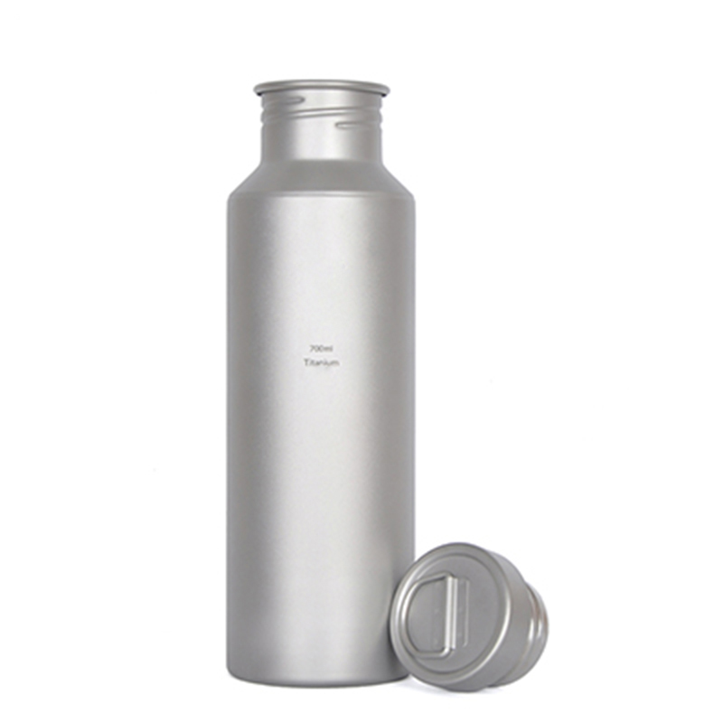 Keith 700ml Titanium My font b Bottle b font With Bag Shaker For Protein Healthy Non