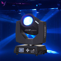 High quality and high brightness 200w sharpy 5r beam moving head light