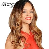 BOL Ombre Brazilian Hair Weave Bundles Body Wave Blonde Bundles T1B 27 Ombre Human Hair Bundles