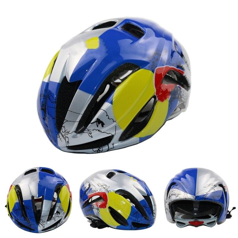 Bicycle Helmet Unisex MTB Mountain Bike Cycling Intergrally-molded Light 54-60