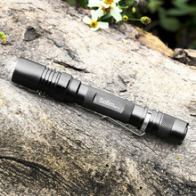 SF13 LED Flashlight Cree XPG2 320 Lumen Tactical Flashlight Waterproof Mini Powerful Penlight with 5 modes Torch cycling camp