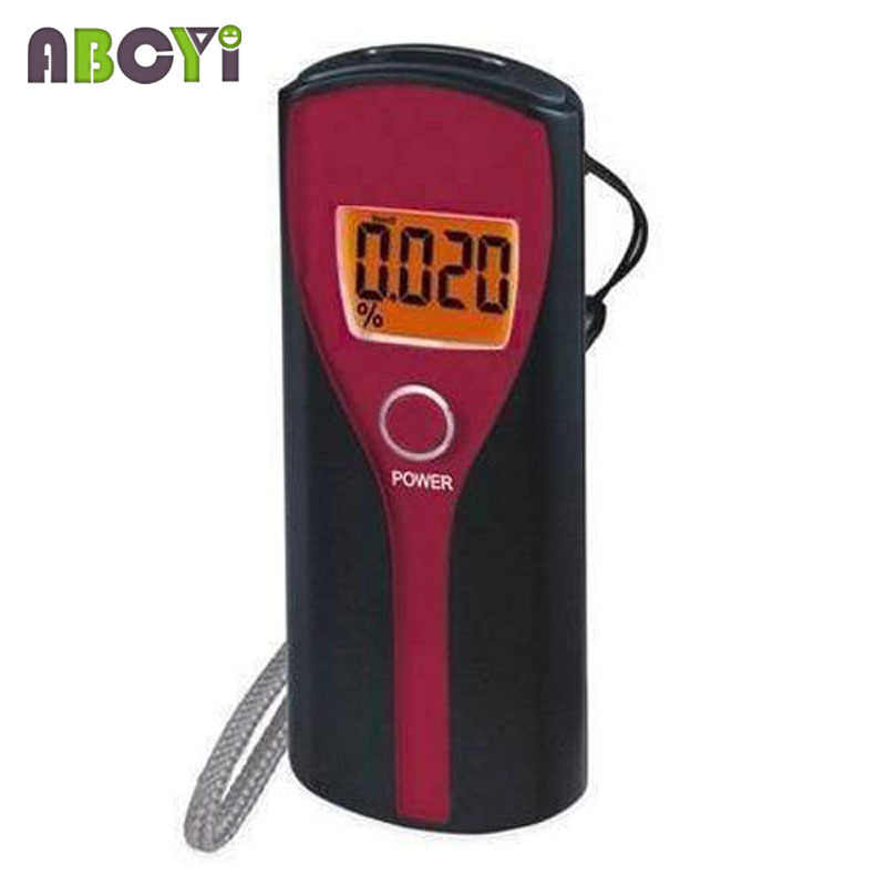 3-digit Display Backlight LCD Breath Alcohol Tester Portable Breathalyzer 6880S Alcoholimetro Car Gadget Alcool Detector Parki