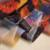 Naranja Azul de Las Señoras Bufandas de Lana Impresa 2016 Nueva Llegada Del Otoño Invierno de Lana Espesa Larga Bufanda 210*70 cm bufandas Tippet