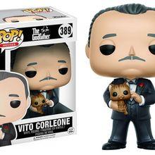 Funko pop официальный фильм: Godfather-Vito Corleone Виниловая фигурка Коллекционная модель игрушки с оригинальной коробкой