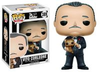 Funko pop Official Movies: The Godfather Vito Corleone Vinyl Action Figure Collectible Model Toy with Original Box