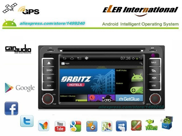 Best Liandlee For Toyota Regius Ace 2004~2013 2 din Car Android GPS Navi Navigation Maps Radio CD Audio Video Stereo DVD Player 2