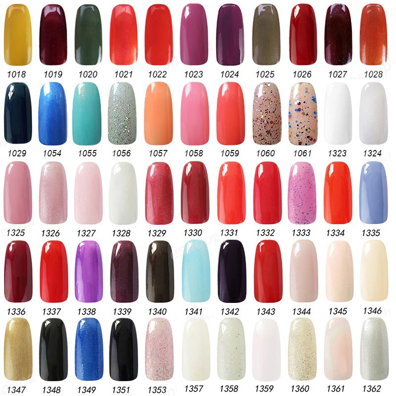 Nail Gel 15ml 299 Colors Arte Clavo Any 6 Color Polish Uv In From Beauty Health On Aliexpress Alibaba Group