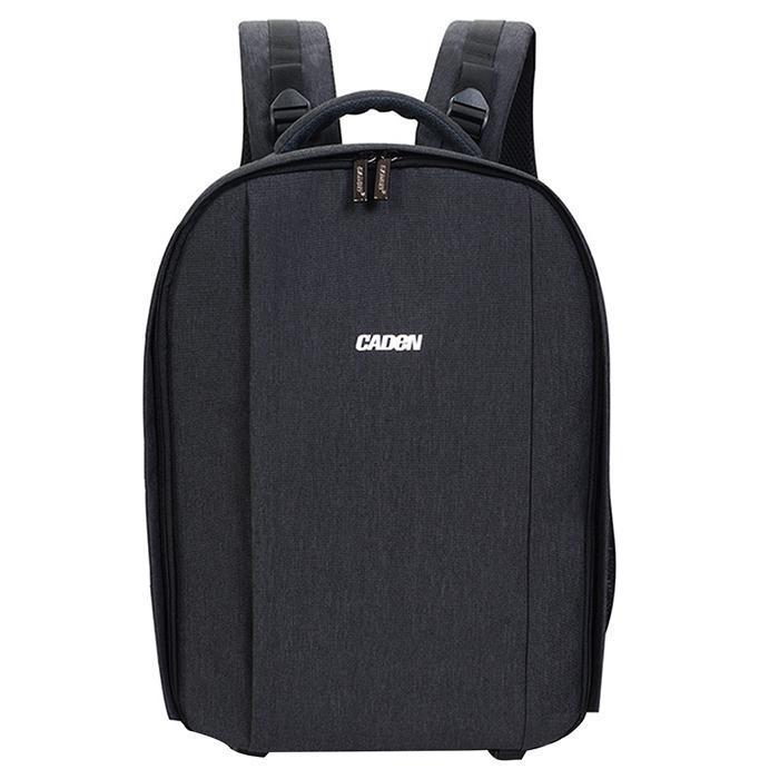 Waterproof Portable DSLR Camera Bag Professional Zipper Photography Backpack BlackWaterproof Portable DSLR Camera Bag Professional Zipper Photography Backpack Black