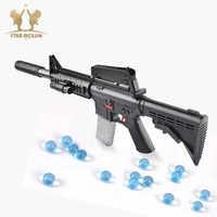 Shoot Gun Blaster Toy Pistol Gun Water Bullet Kids Gun Toys for 7-14 years Outdoor Fun Boy Sniper Rifle