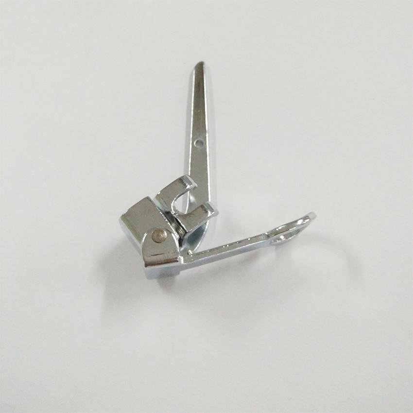 1//2Pcs K-Je modèle Machine à coudre simple Rouleau Pied Presseur Acier Dia 13 mm