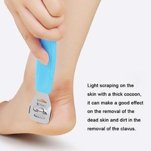 Image 5 - 8 ชิ้น/เซ็ตเล็บเท้าเล็บเท้าเครื่องมือดูแลExfoliatingป้องกันผิวเล็บFeet Careชุดเครื่องมือขัดเท้า
