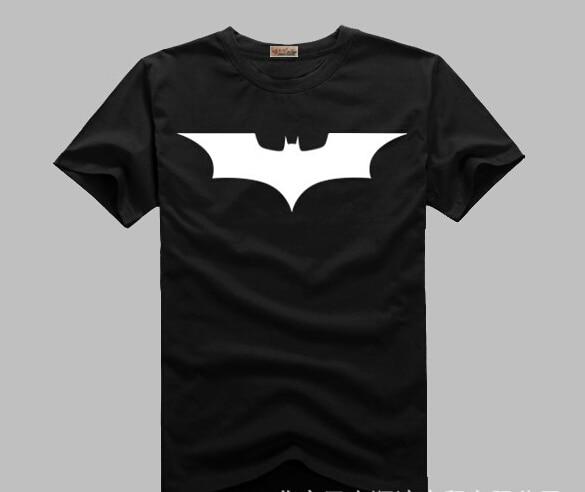 Knight of Darkness Batman T Shirts O Neck Short Sleeve Mens T-Shirt  Man tshirt Tops Men