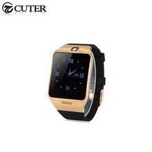 2015 neue Smart Uhr Lg128 Smartwatch für Android Phone Pedometer mp3/mp4 FM NFC Fernbedienung reloj inteligente Android uhr