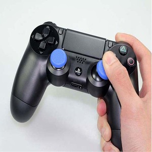 Image 5 - 100 sztuk silikonowe analogowe nakładki na przyciski Stick pokrywa dla Dualshock 4 PlayStation4 PS4 Slim/Pro kontroler TPU Thumb Joystick czapki