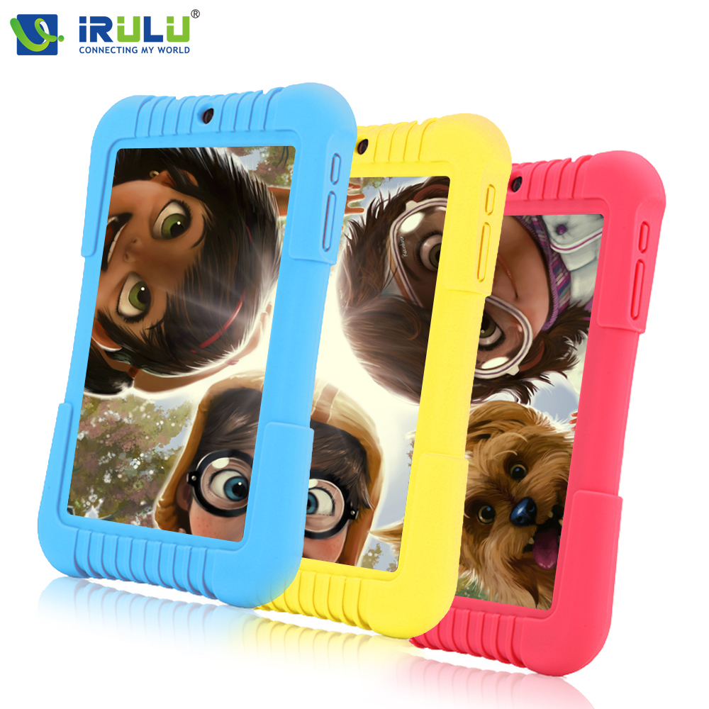 iRULU Y3 7 Android 5 1 Babypad Quad Core IPS 1280 800 Dual Cam Tablet PC