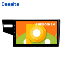 Android 9.0 Car 1 din car audio for Honda Fit 2013+ GPS Car Radio multimedia MP3 Bluetooth 10.2 IPS Multi Touch Screen