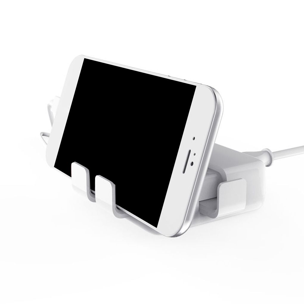 Charing-Head-Adapter Wall-Charger Cellphone Mini 4 USB Travel 4-Usb-Ports 4A/8A