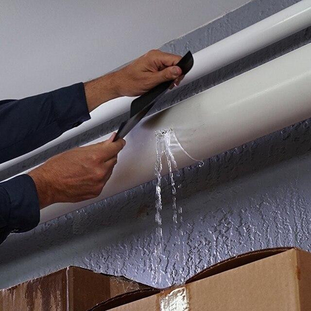 Super Strong Flex Leakage Repair Waterproof Tape For Garden Hose Pipe Repair Water Supply Plumbing Tools