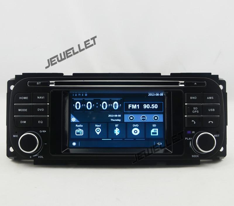 Car DVD font b GPS b font radio Navigation for Dodge Dakota Durango Ram Stratus Viper