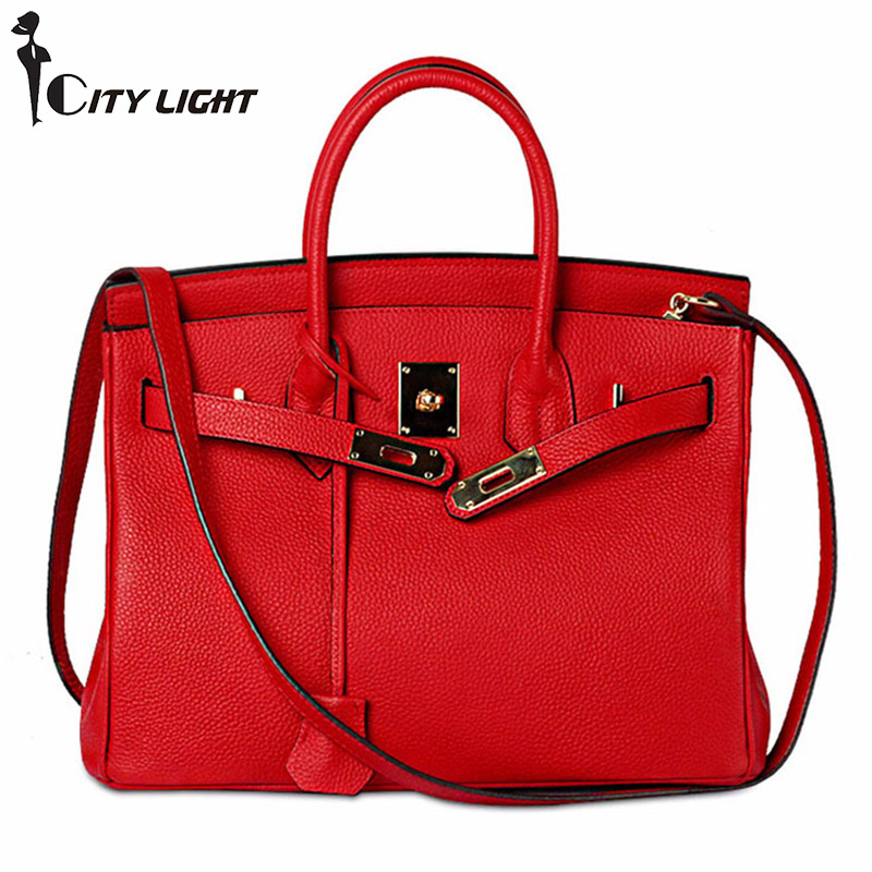Fashion Famous Designer Brand Women Bag Genuine Leather Handbag Leather Top-handle Bag Fashion Women Shoulder Bag 2015 genuine leather women handbag new style shoulder bag famous brand lace women messenger bag fashion tote top handle bag