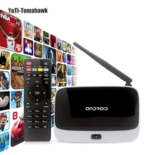 2 ГБ/8 ГБ CS918 XBMC Full HD Q7 Android TV Box RK3229 Quad Core Mini PC Smart TV медиаплеер приемник Bluetooth ТВ