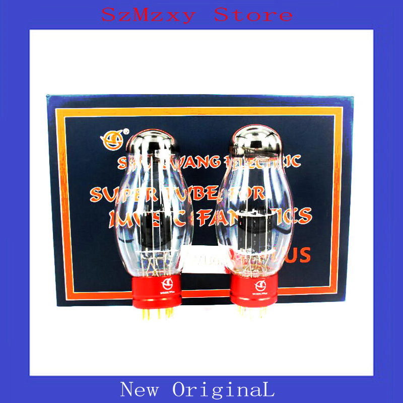 2PCS/Lot New shuguang Tube WE6SL7 generation 6N9P/6SL7/6H9C/CV1985 цена и фото